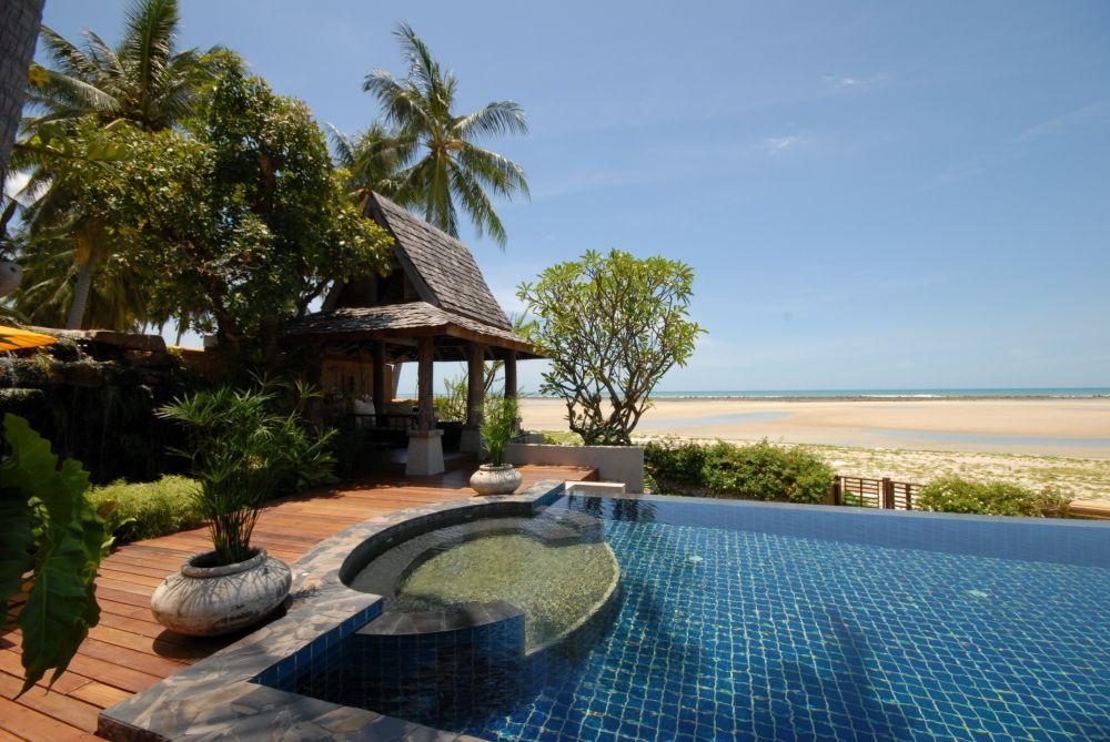 Baan sarika 5 bedroom residence laem set for Luxury retreats koh samui