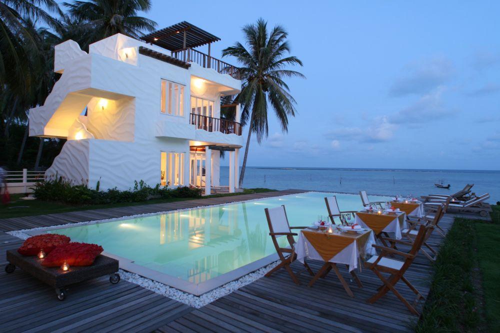 Lamai intimate and romantic beachfront rooms for Luxury retreats koh samui