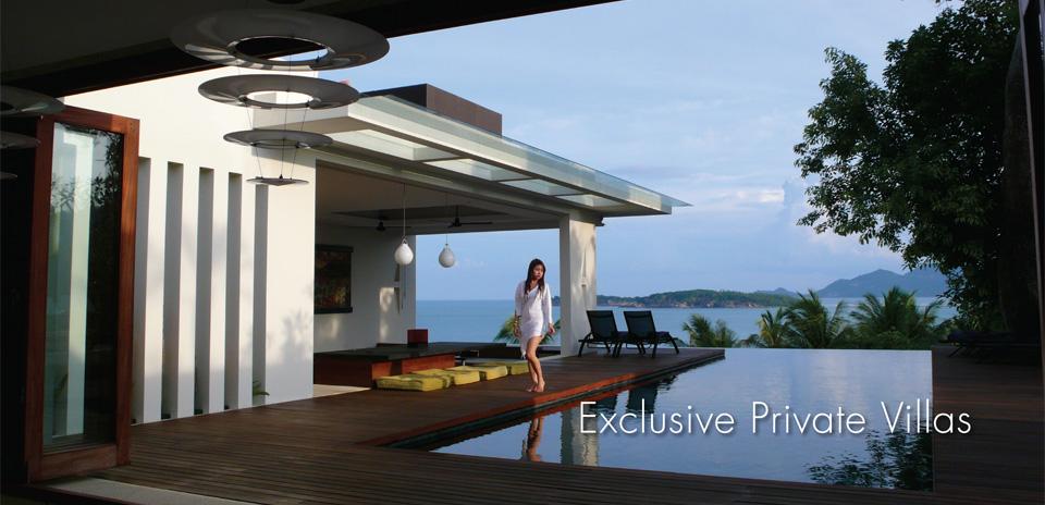 Koh samui luxury villas for Luxury retreats koh samui